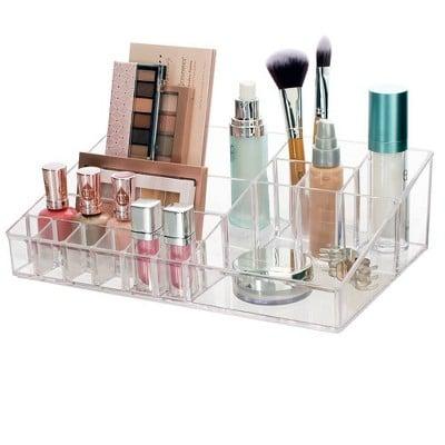 cosmetics organiser