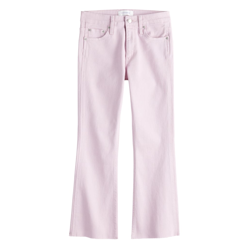 POPSUGAR Collection at Kohl's High-Waisted Kick Flare Jeans
