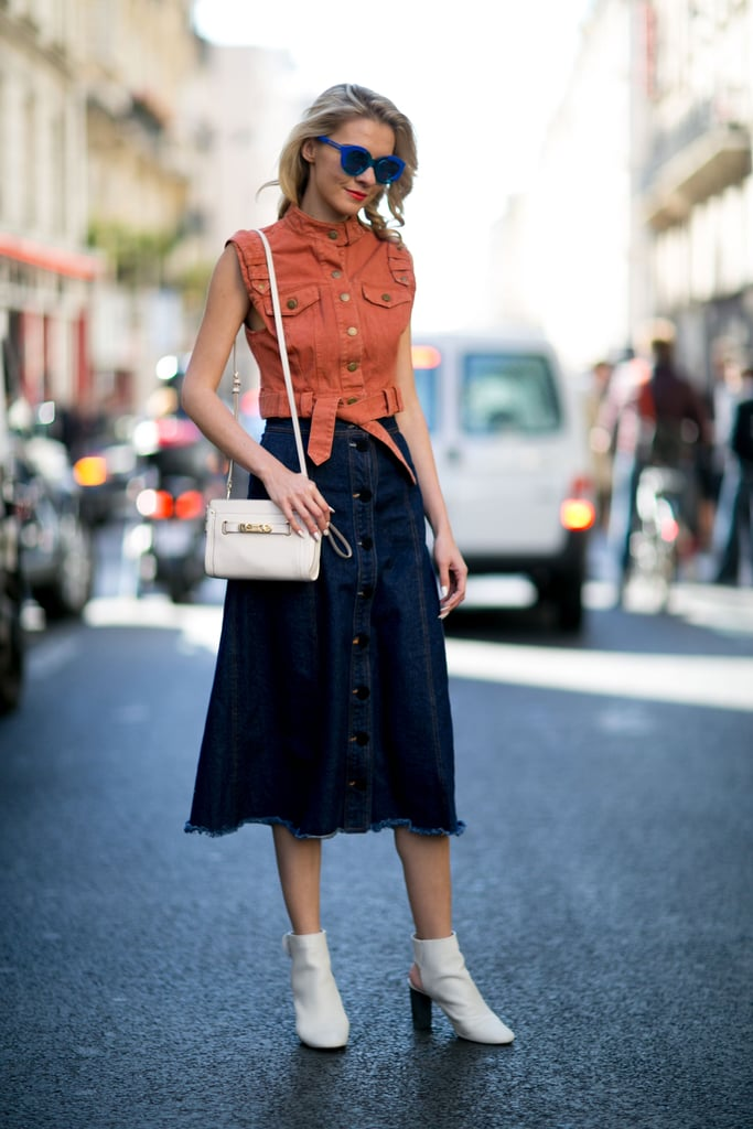OSKER Australian Street Style Trends from MAFW Australian Fashion Week