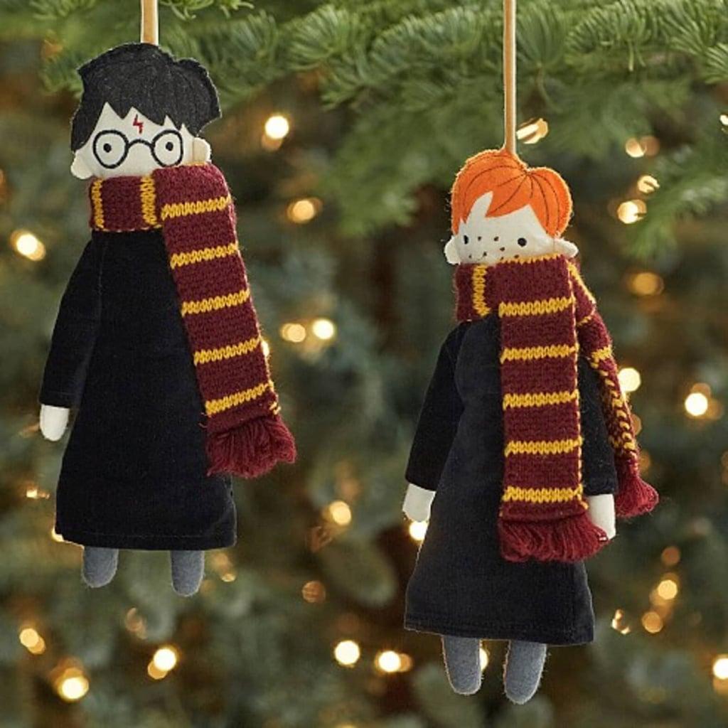Harry Potter Plush Holiday Decor
