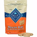Blue Buffalo Health Bar Pumpkin & Cinnamon Dog Biscuits ($8)
