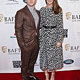 What to Know About Taron Egerton's Girlfriend Emily Thomas