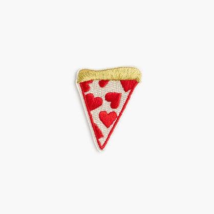 J.Crew Pizza Iron-on Patch