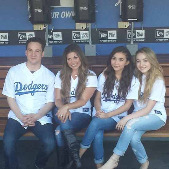Girl Meets World Set Pictures