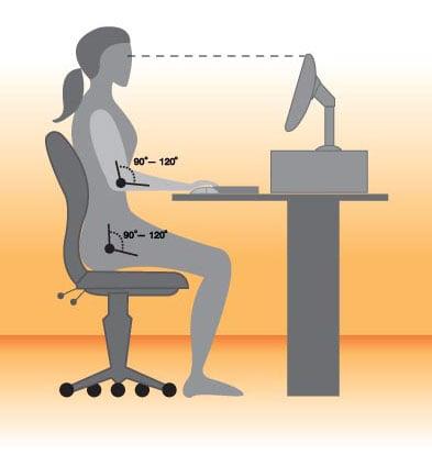 Sitting 101: Desk Ergonomics