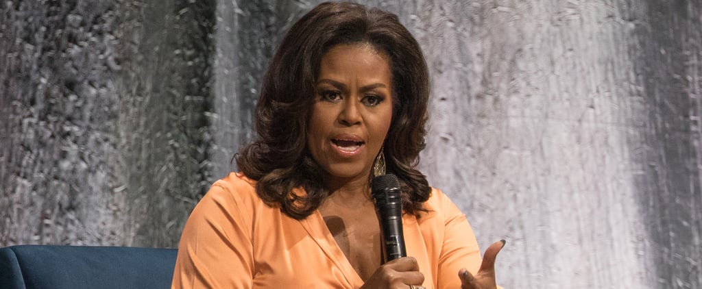 Michelle Obama Reacts to Trump, Biden's Presidential Debate