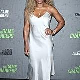 Serena Williams - Sportswoman of the Year