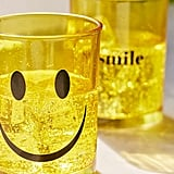Urban Outfitters Smile Glass