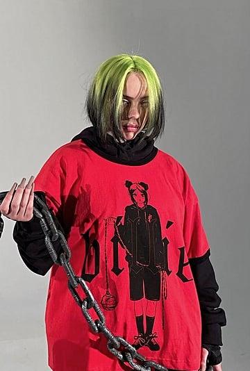 Billie Eilish Drops The World's a Little Blurry Clothing
