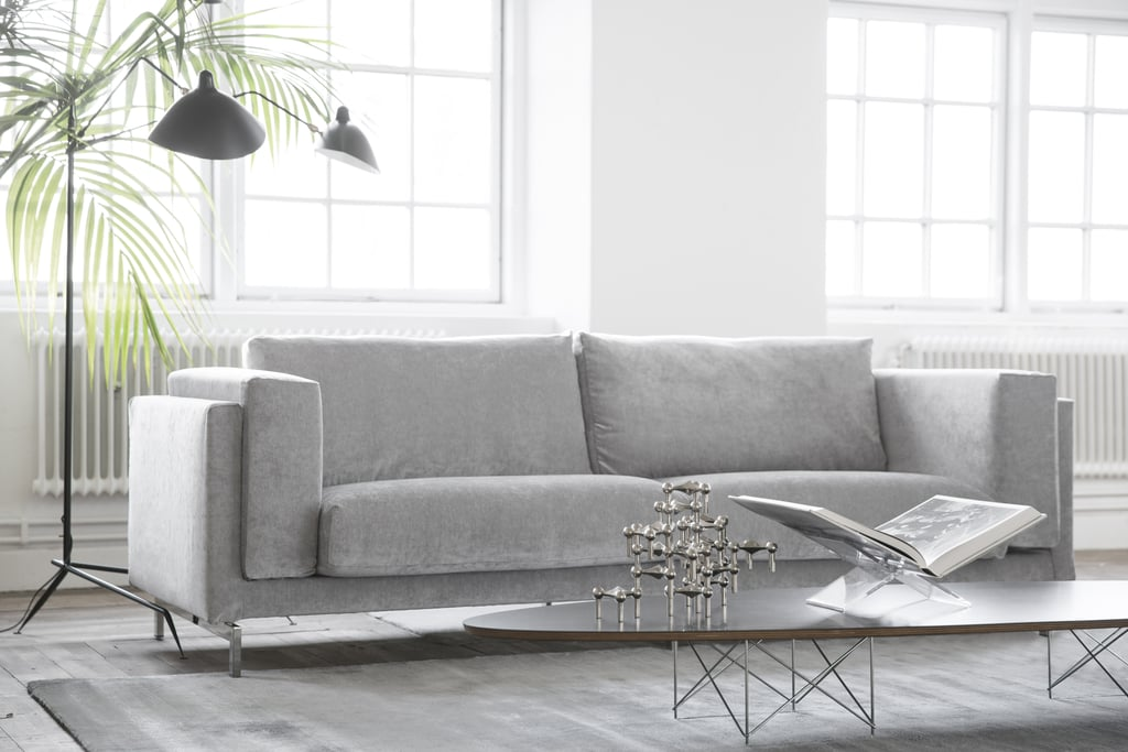 Pictured bemz cover for nockeby three seater sofa in for Sofa nockeby