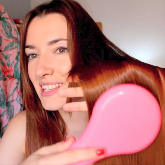 Latina Extra Virgin Olive Oil Hair Growth Tutorial