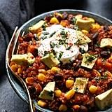 Slow-Cooker Sweet Potato Mexican Quinoa