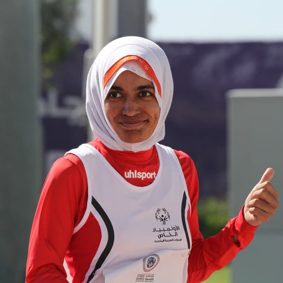 Hamda Al Hosani Most Decorated Special Olympic Athlete