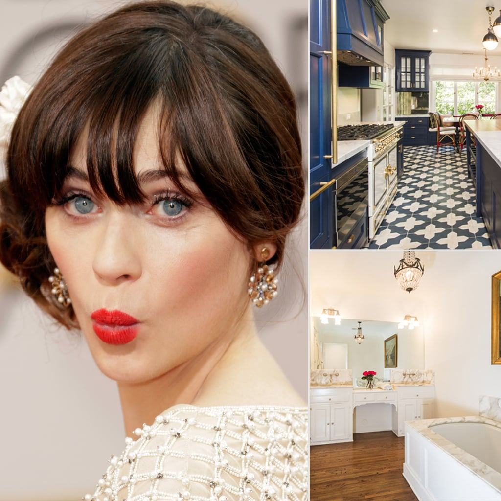 Zooey Deschanel Sells Hollywood Home