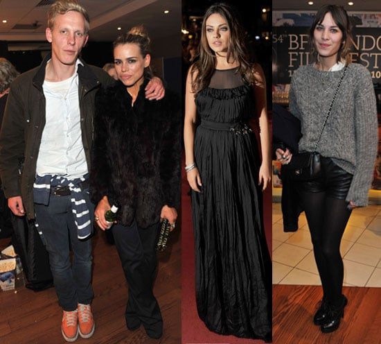 Pictures From London Film Festival