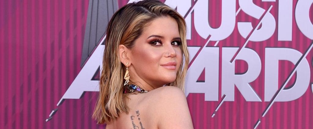 Maren Morris's Dress at iHeartRadio Music Awards 2019