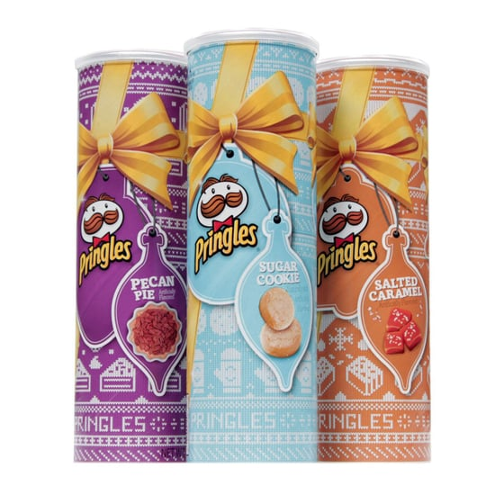 Pringles Holiday Flavors 2016
