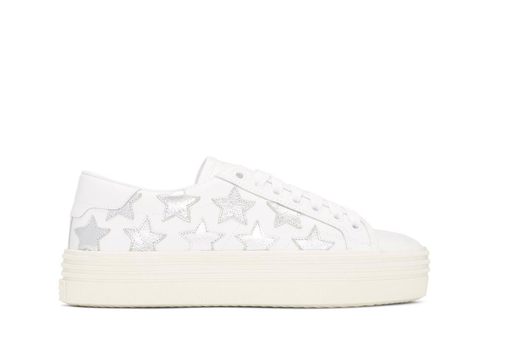 505c59087c90 Saint Laurent Court Classic Stars Platform Sneakers | Best Star ...