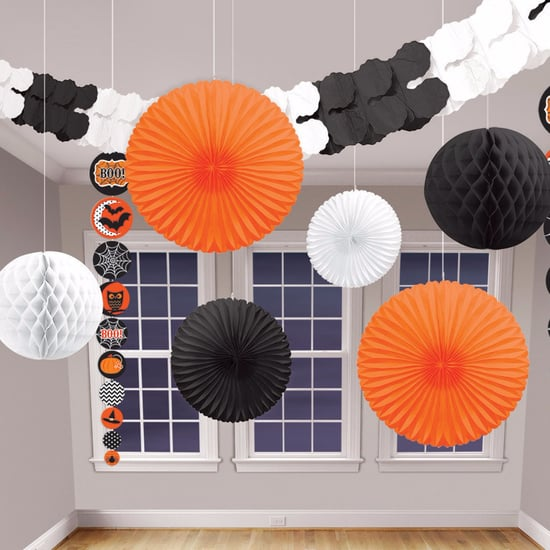 How to decorate an apartment on a budget popsugar home for Decoration halloween