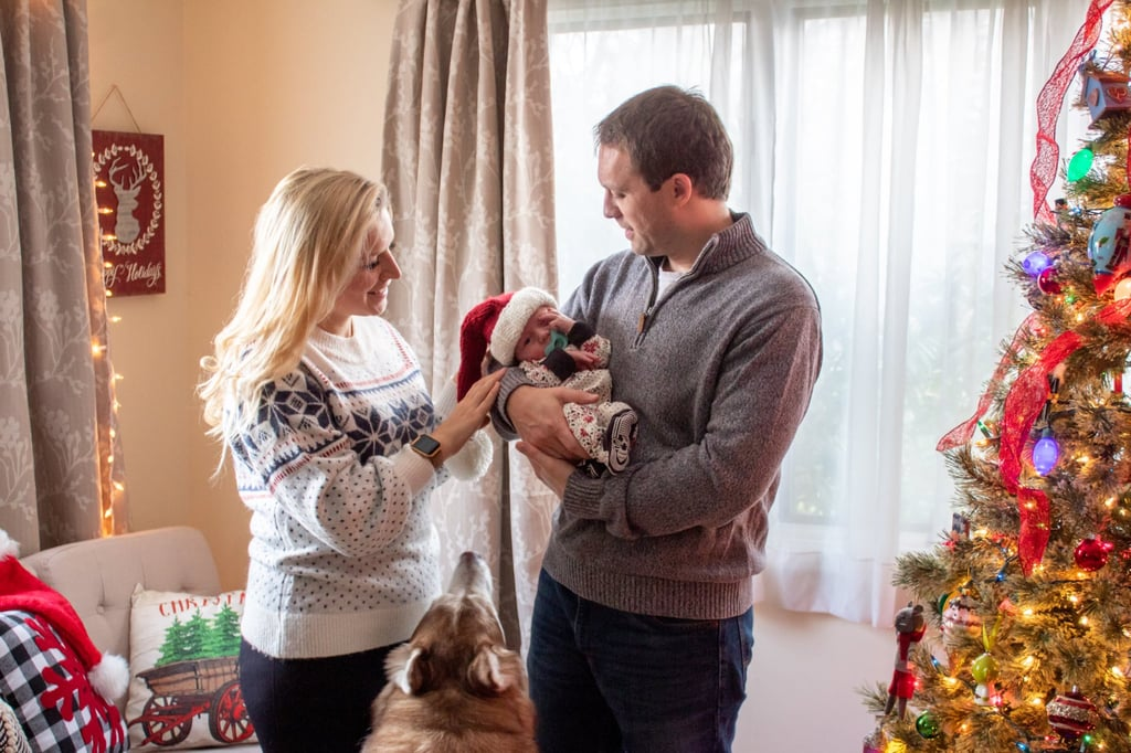 How to Make Baby's First Christmas Special Amid COVID-19