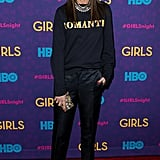Head's up: J.Crew president Jenna Lyons guest-stars in season three of Girls.