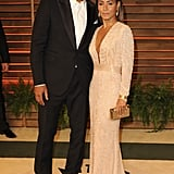 Will Smith and his wife, Jada Pinkett Smith, were red carpet ready.