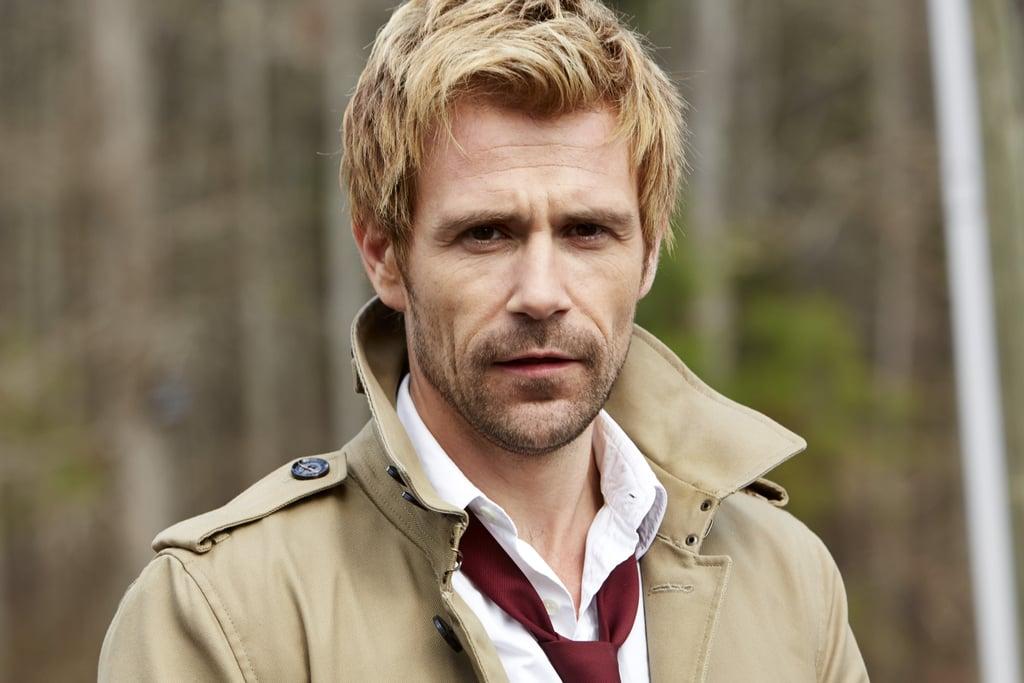 Matt Ryan Will Reprise His Role of Constantine