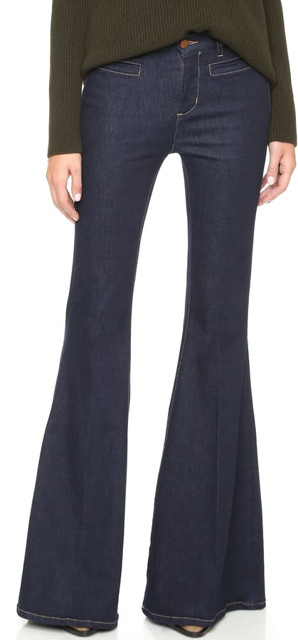 MiH Jeans The Principle Super Flare ($255)