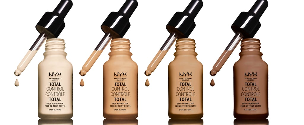 Women of All Skin Tones Need to Try NYX Cosmetics's Incredible New Foundation