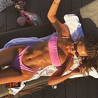 Bella Hadid Pink Bec & Bridge Jerry Bikini