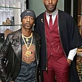 Pictured: Katt Williams and Karamo Brown