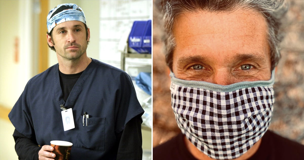 Patrick Dempsey Uses Grey's Anatomy to Promote Use of ...