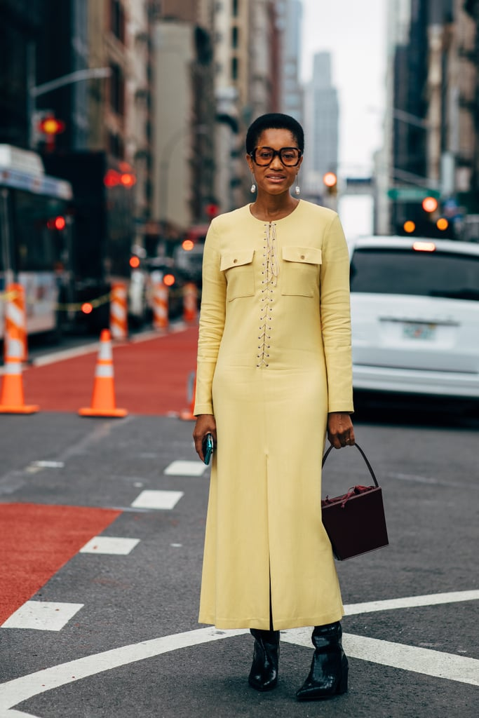 New York Fashion Week Street Style Spring 2019