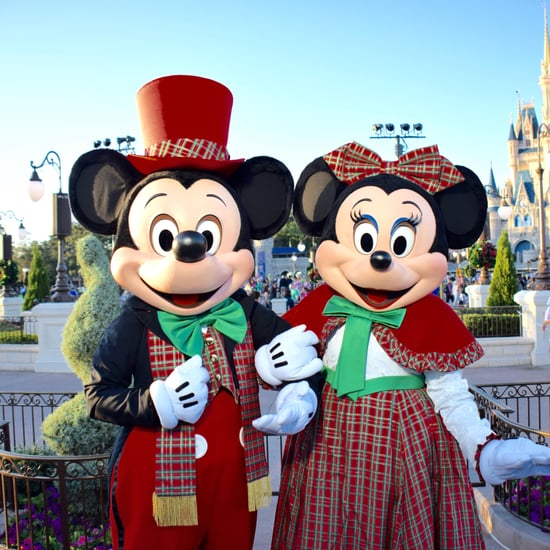 Disney World Holiday 2016