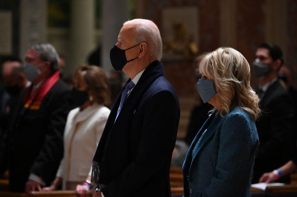 Jill Biden Wears Markarian at 2021 Presidential Inauguration