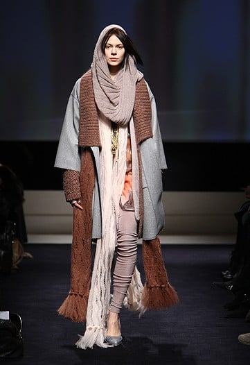 Missoni Styles Up a Knitwear Storm for Fall 2009