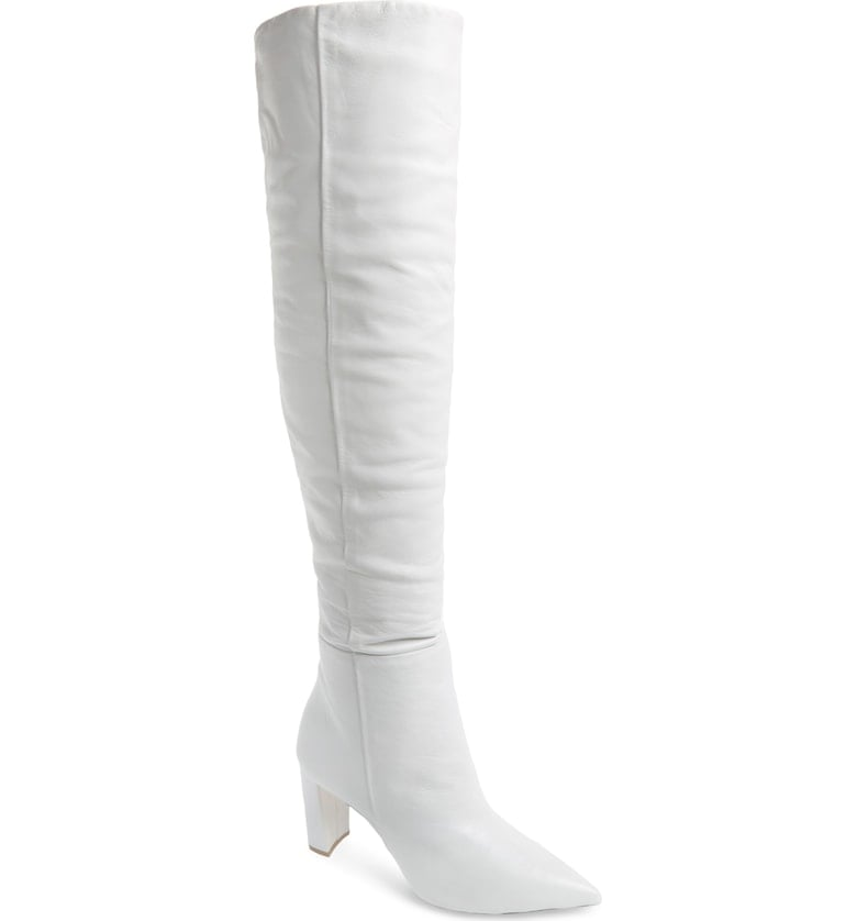Alexandre Birman Anna Slouch Over the Knee Boot