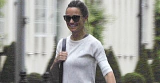 Mom-to-Be Pippa Middleton Gives a Glimpse of Her Growing Belly While Running Errands in London
