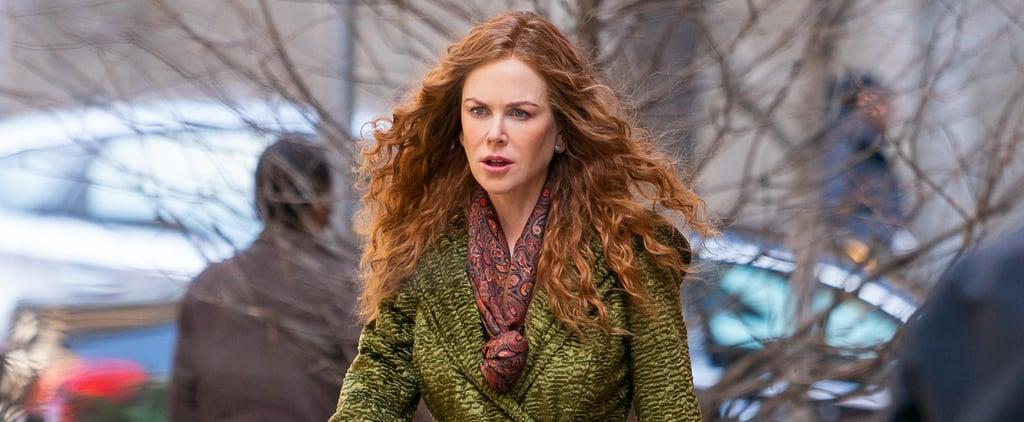 The Undoing: Grace Fraser Coat Details From Costume Designer