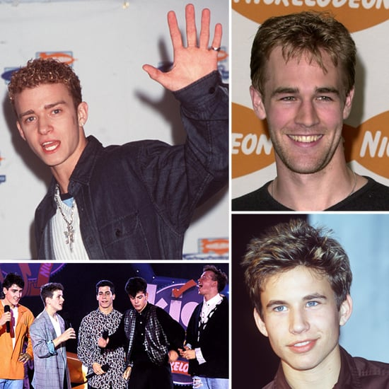 A Look Back at Our Teen Crushes at the Kids' Choice Awards
