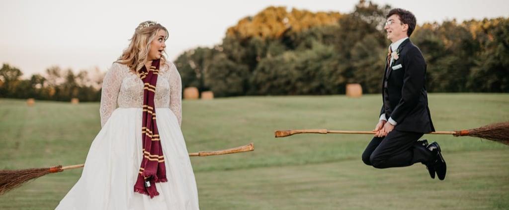 Harry Potter Wedding Photos