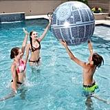 Star Wars Death Star XXL Light-Up Inflatable Beach Ball ($25)