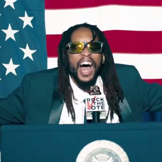 Election Day Celebrity PSAs