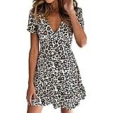Fnac Leopard Dress