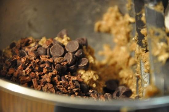 Ultimate Oatmeal Cookie: Hazelnut Chocolate Chip