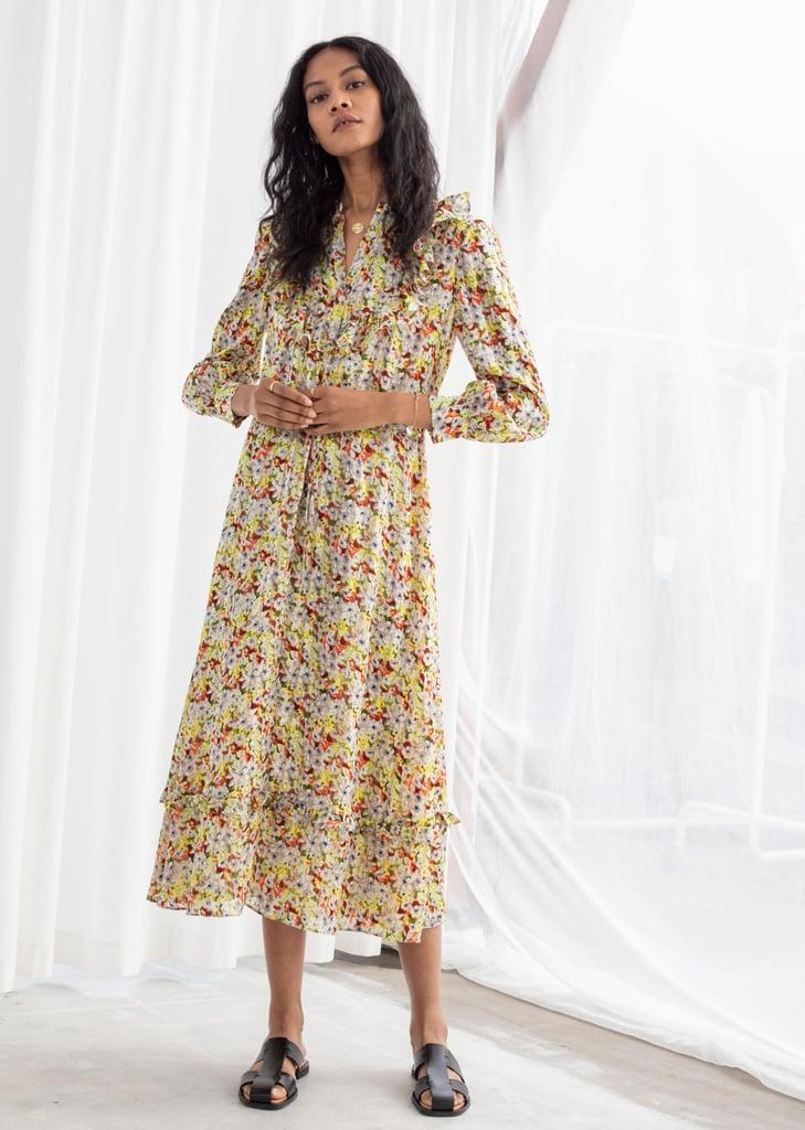 5efcae5879 Kate Middleton's Floral & Other Stories Dress | POPSUGAR Fashion