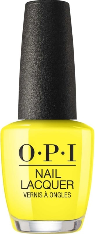 OPI Neons Nail Lacquer Collection in Pump Up the Volume