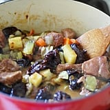 Lamb Stew and Dried Plums
