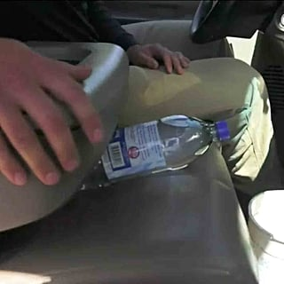 Why You Shouldn't Leave Water Bottles in Your Car