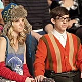 Brittany and Artie